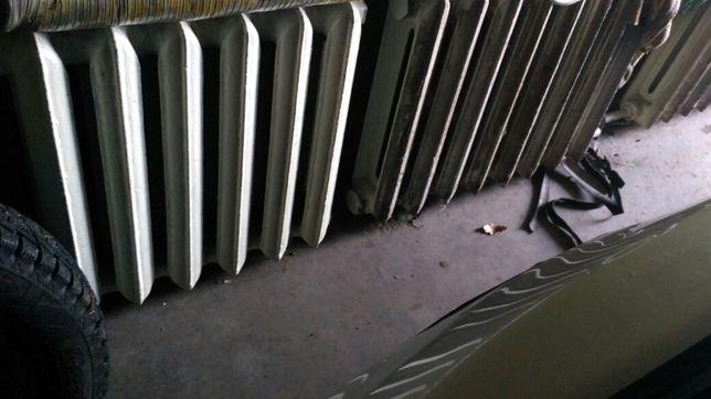 Продам радиаторы чугунные