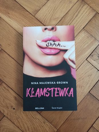 Kłamstewka - Nina Majewska-Brown