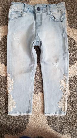 Poszukiwane spodnie zara haft 92