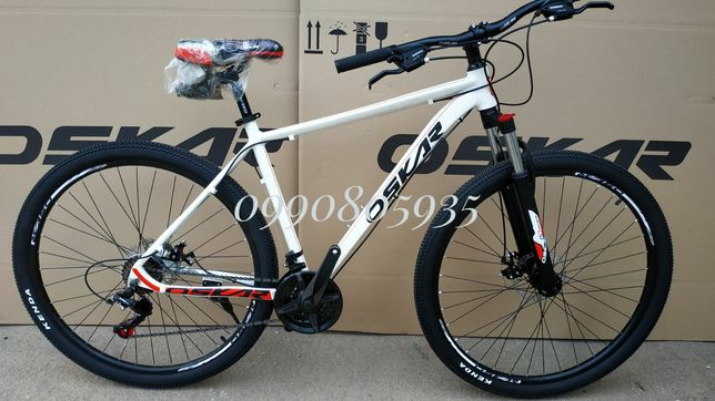 """Новый горный велосипед Oskar Plus600 29"""" алюминиевая 20"""" рама"""