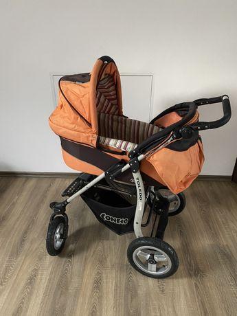 Wózek Coneco Toledo 2w1