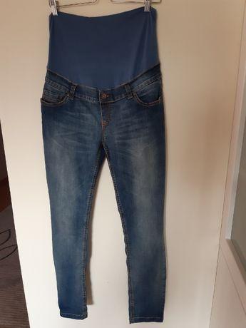 Jeansy dżinsy ciążowe Happymum L