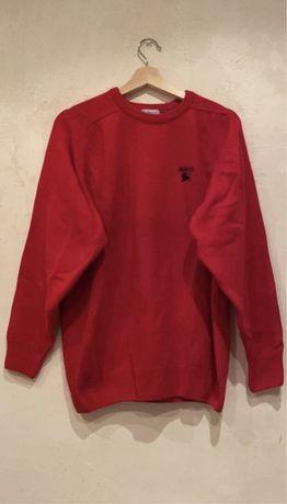 Burberry - Camisola M Vermelha