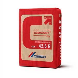 Cement 42,5 I bez dodatków czysty CEMEX super cena TRANSPORT
