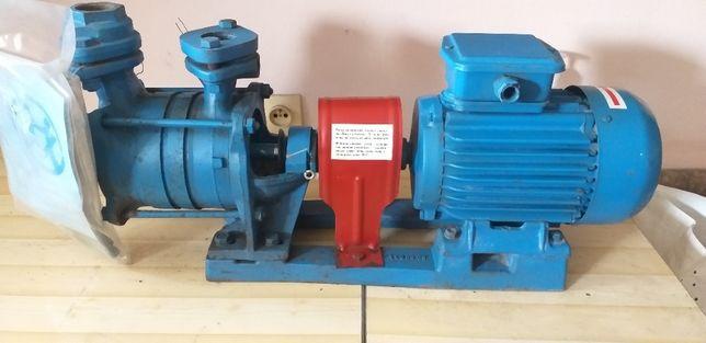 Samozasysająca pompa wirowa typu SK3 i SK4
