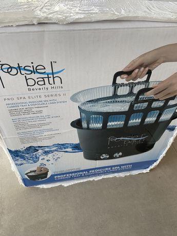 Brodzik do pedicure / footsie bath USA