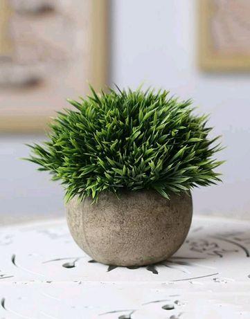 Śliczna sztuczna trawa Nowa