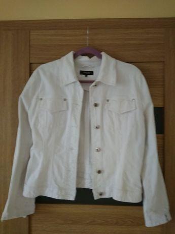 Kurtka biała katanka 40