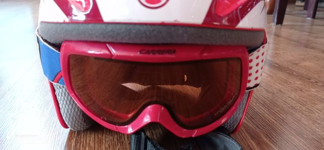 Kask narciarski snowboardowy xs