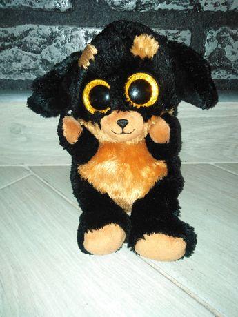 Единорог, собачка. Пегас глазастик.Пёс