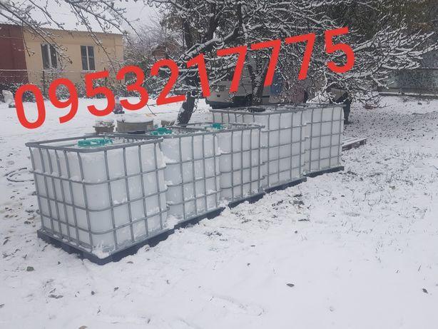 НЕ МОШЕННИК НОВЫЕ Еврокуб евро куб бак емкость 1000л 1000 L.ДОСТАВКА