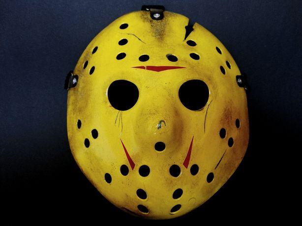 Friday the 13th, máscara, mask, Halloween,