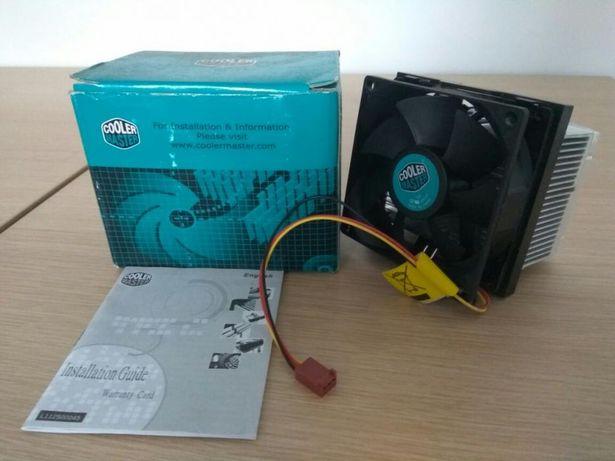 Chłodzenie procesora AMD, wentylator Cooler Master