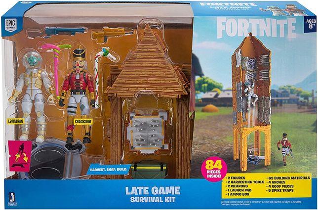 Игровой набор Fortnite Late Game Survival Kit FNT0108