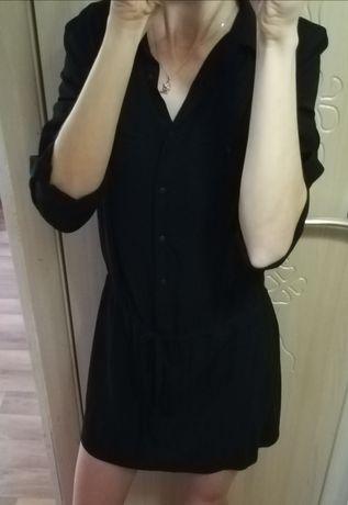 Платье чёрное Colin's