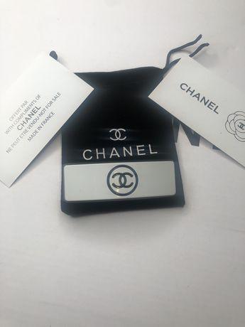 Заколка автомат для волос Chanel Шанель