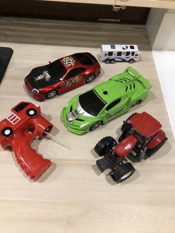 Zestaw pojazdów dla dziecka