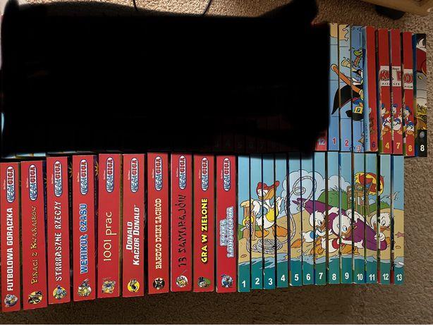 Komiksy Kaczor Donald Gigant od 2002 do 2008