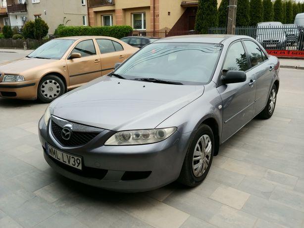 Mazda 6 1.8 benzyna z gazem klimatyzacja