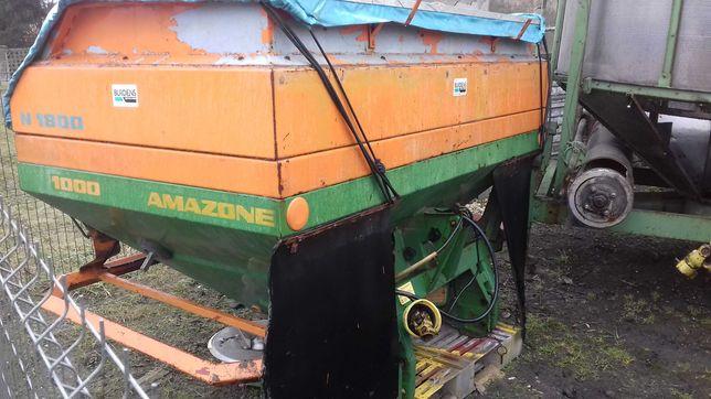 Zabudowa do rozsiewacza nawozów Kunh Amazone 2.5 tony