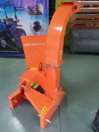Bio-triturador (10cm corte) para mini tratores