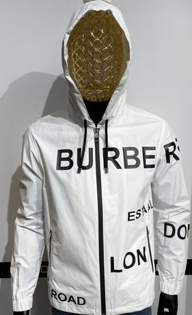 New!!!стильна чоловічі вітровка Burberry(Барбери)