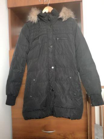 kurtka zimowa rozmiar M z naturalnym pierzem
