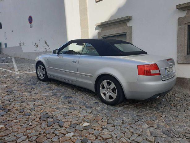 Audi a4 cabrio 1.8turbo