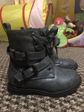 Ботинки демисезонные zorina 23 24