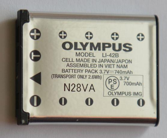 OLYMPUS LI-42B Akumulator LI42B Oryginał