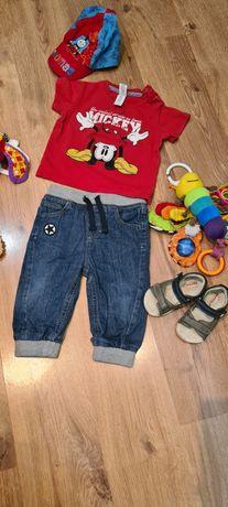 Комплект одежды для мальчика 1 года