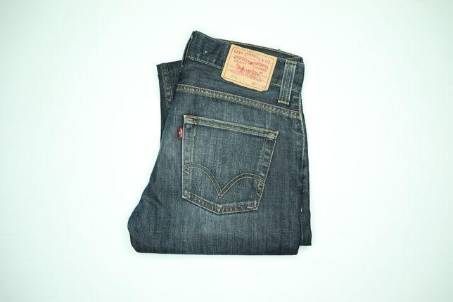 Spodnie męskie Levis 506 Standard W31 L32. Stan idealny