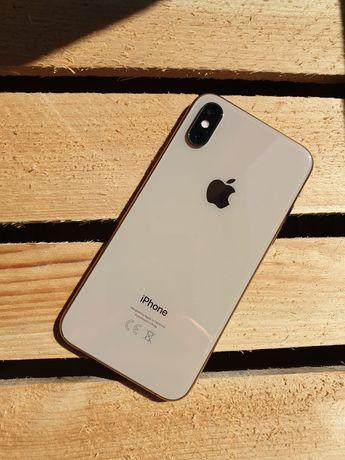 iPhone 10xs rose gold zadbany Wrocław