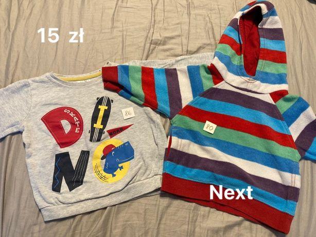 Bluzy chłopięce 80, 86 Next