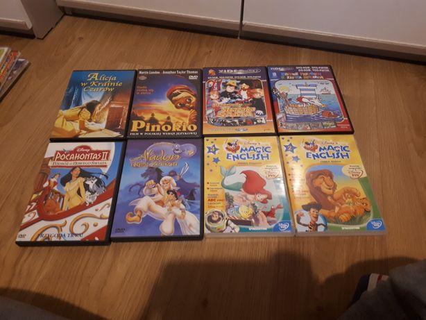 Bajki na DVD, Barbie, Pocahontas 2, Alladyn i król złodziei