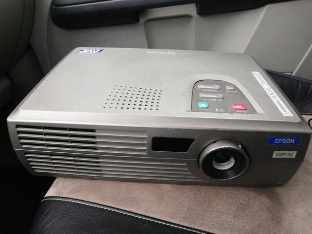 epson emp-52 projector manual