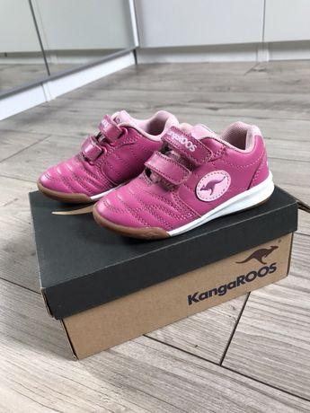Buty sportowe KangaRoos,dziewczynka,r.22