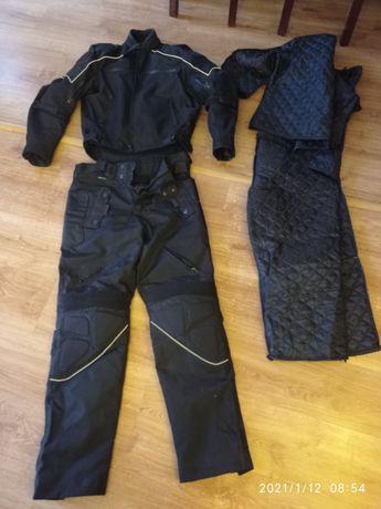 Kurtka + spodnie L&J Rypard - komplet na motor, quad