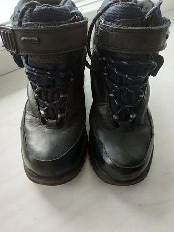 Ботинки,черевики шкіряні Tentex 34р.