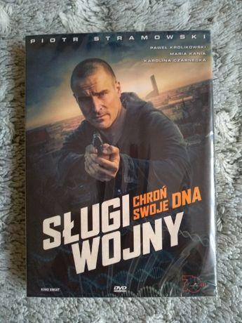 """Film na DVD - """"Sługi wojny"""""""