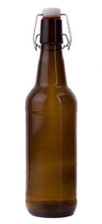 Butelki 0,5 0,75 1L z zamknięciem patentowym pałąk PIWO WINO DOMOWE