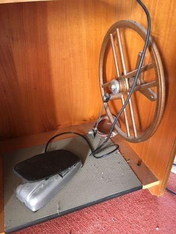 Máquina de costura vintage!