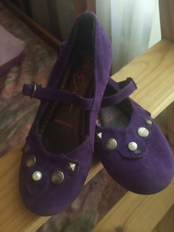 Туфлі для дівчинки,італійські