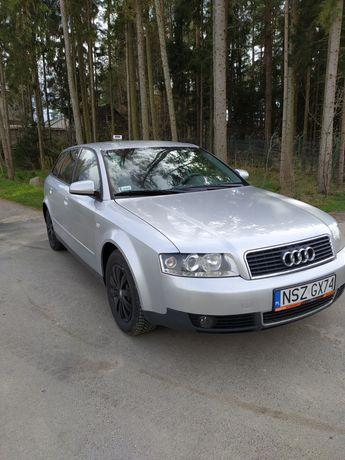 Audi A4 ładna ,maly przebieg,2.0 stary silnik.