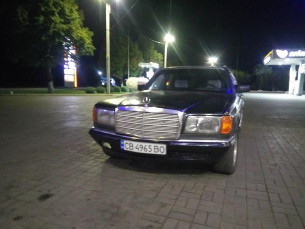 Mercedes Benz S300.w126 обмен на бус.