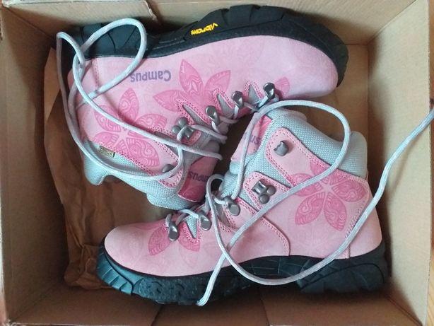 Buty trekkingowe damskie Campus Tine różowe