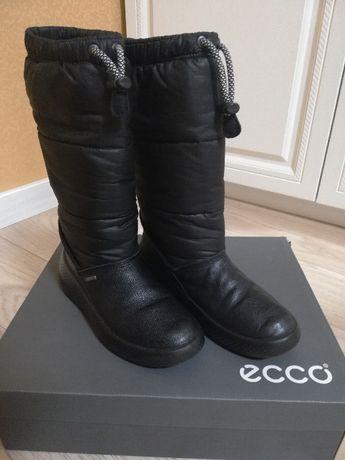 Сапоги для девочки Ecco 34 размер