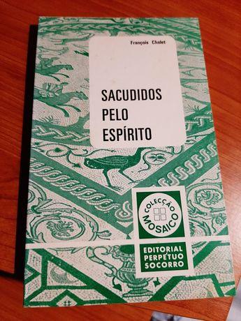 """Livro """"Sacudidos pelo Espírito """""""