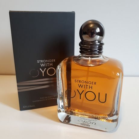Perfumy Stronger With You 110ml Okazja