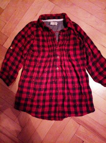 Плаття рубашка для дівчинки